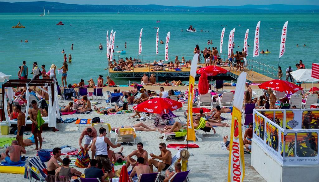 Vakantie aan het Balatonmeer