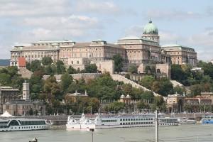 Boedapest-Koninklijk Paleis