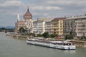 Rondvaart Boedapest