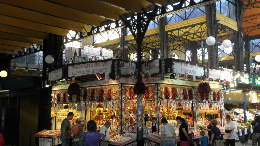 Centrale Markthal binnenkant