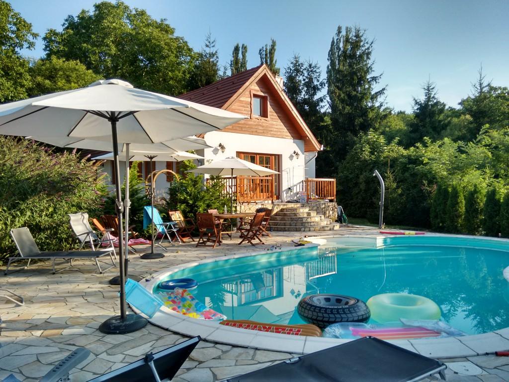 Luxe Vakantievilla's met zwembad