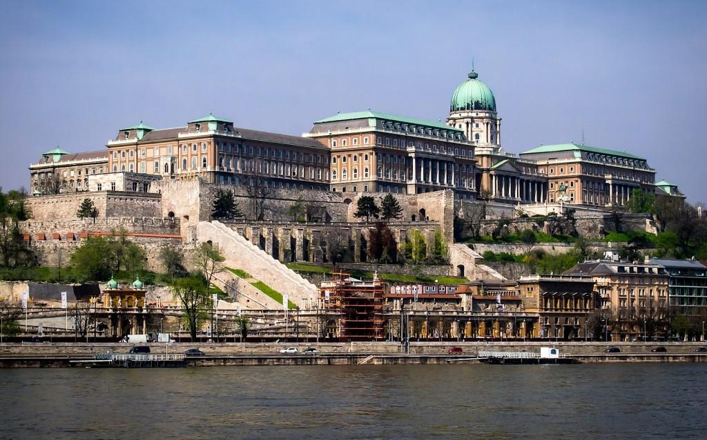 Koninklijk Paleis Boedapest