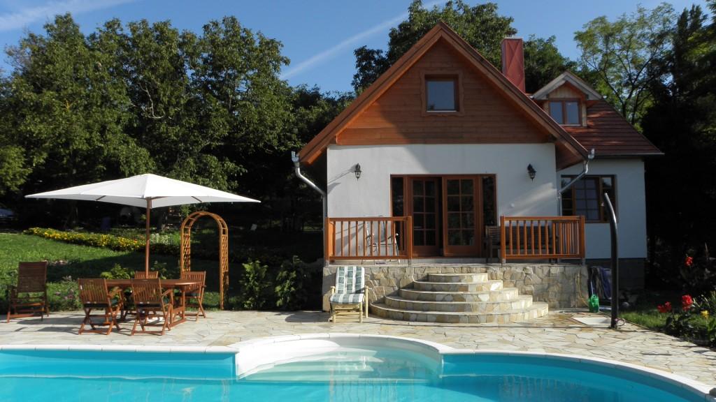 villa's met zwembad te huur